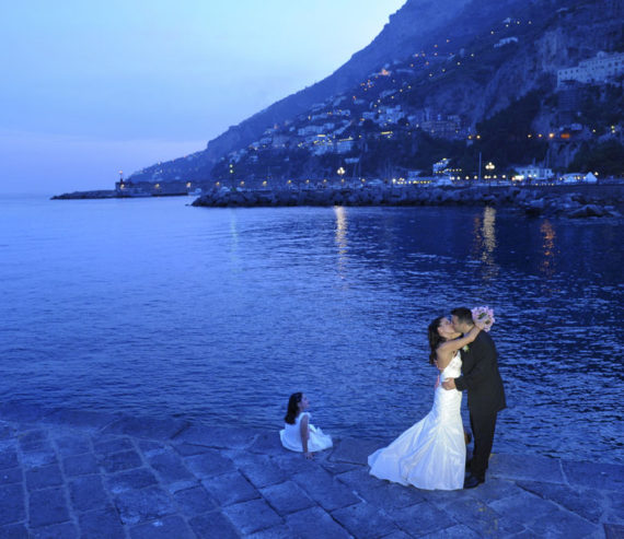 Wedding Photographer Prices Amalfi Coast Positano Ravello